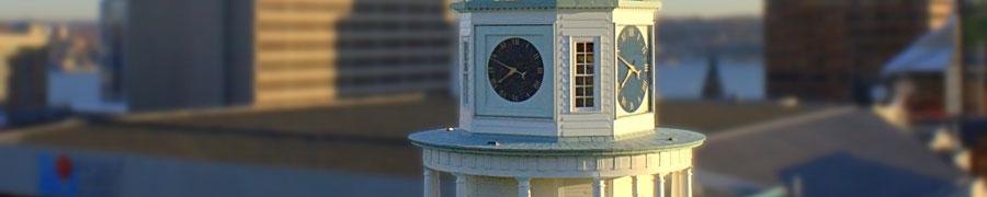 town_clock